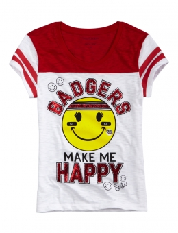 badgers-make-me-happy-t-shirt